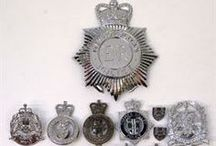 Police Memorabilia / All pins are past and present items of C&T Auctions. IF you are interested in buying or selling any similar items get in contact with us.