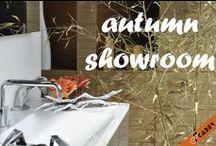 SHOWROOM TARDOR - OTOÑO - AUTUMN  2014 / Exposición de manillas, tiradores, pomos y accesorios de baño.