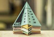 CALENDARS / calendars, time tables, graphic design