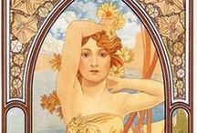 Art Nouveau and Around