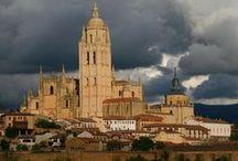 Beauties of Spain