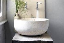 HOME: BATH / Bathroom Ideas
