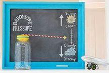 °‿•✿ Scienze / Idee o esperienze scientifiche per bambini della scuola primaria.