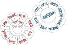 °‿•✿ English - teaching tips / ...spunti, esercizi, schede e attività per l'insegnamento della lingua inglese...