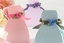 °‿•✿ Scatoline, contenitori, buste... / Come realizzare piccoli contenitori, scatoline e organizzarsi al meglio...