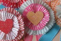 °‿•✿ San Valentino / Idee per la festa degli innamorati.
