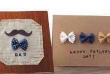 °‿•✿ Mamma, papà, nonni - FESTA / Idee e progetti da realizzare per la festa della mamma e del papà e dei nonni