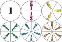 °‿•✿ Frazioni e numeri decimali - Matematica / Idee per la didattica della matematica.