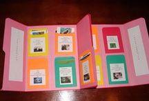 °‿•✿ Lapbook and notebook / ...perchè imparare può essere veramente divertente!!!