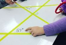 °‿•✿ Geometria / Idee per la didattica della geometria.
