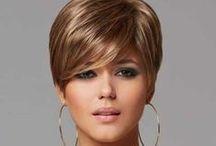 °‿•✿ Taglio di capelli / Qualche idea da provare...