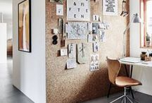 HOME: OFFICE / Interior Design | work places and offices