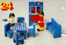 °‿•✿ lego / ...alcuni modellini da riprodurre...