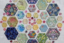 Hexagon Quilts / by Leila Gardunia