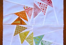 Paper Pieced Quilts / by Leila Gardunia