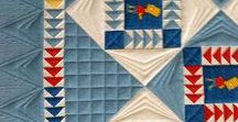 Machine Quilting Ideas / Motifs, designs, and inspiration.