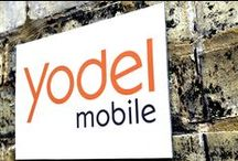 Our work at Yodel Mobile / Stuff about our work