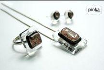 Pinka Design / Own Hand made jewelry. www.facebook.com/pinkadesign