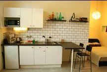 Király kicsi / My interior design project / inspiration board / area: 19 m2