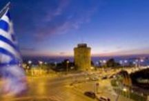 Thessaloniki Greece / This is my town...my home...my love...