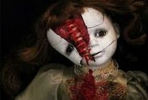 Creepy dolls / Muñecas