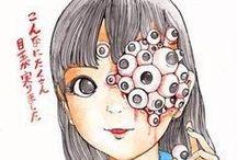Ilustraciones Japonesas / ilustraciones :3