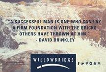 For The Willowbridge Man
