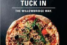 Food. Food. Food. / Tuck in, The Willowbridge Way