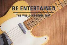 Entertainment At Willowbridge / Be Entertained, The Willowbridge Way
