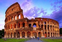 Travel - Rome / Rome / by Charlie Anderson