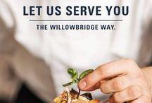 Willowbridge Services Offered / Let us serve you, The Willowbridge Way