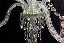 Antique Crystal Chandeliers / Antique crystal chandeliers and chandelier restoration