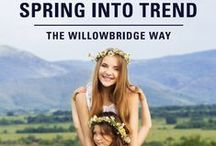 Sprint Into Trend / The Willowbridge Way