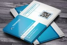 Business Card / Business Card Design Template
