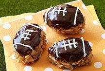 Game Day Recipes / Try these quick, fun, and hardy recipes for your favorite game day snacks and meals! / by Sun-Maid