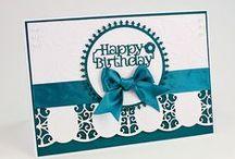 Tonic // Birthday Cards