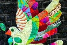 Quilting....Applique / by shirley manis