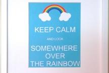 Rainbows and unicorns