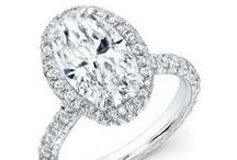 Engagement Rings / She's already an Angel...Give her a Halo!