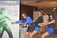 PokerSnowie challenge at the Battle of Malta / from 26 to 29 September 2013 at the Battle of Malta, all players could challenge PokerSnowie live head's up. PokerSnowie won overall 85 games to 75 for the challengers