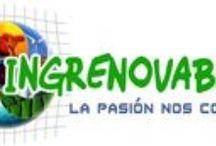 Ingrenovables / Lugar donde se combinan dos pasiones: la ingeniería civil y las energías renovables.