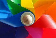 • Buntes • / Bunt • Farbenfroh • Knallig • Pastell