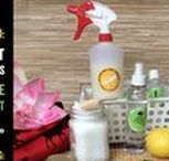 Pour la maison • For the home / Recipes and products for DIY home projects