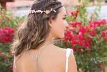 """""""I Do"""" / Your big day calls for big fashion. Check out these wonderful wedding styles."""