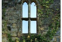 des portes et fenêtres