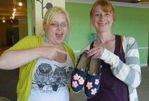 Cool Customers! / Our customers are so diverse but have one important thing in common - they love #coolshoes!
