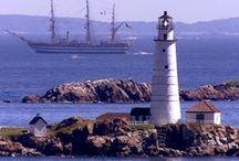 latarnie morskie