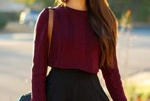 Fall Fashions! / What's everyone wearing this fall? Check out our favorite fashions this season!