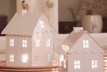 House / Creare casette con qualsiasi materiale