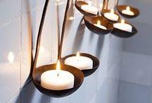 Creative Lighting / Luce, candele, lampadine, lampadari